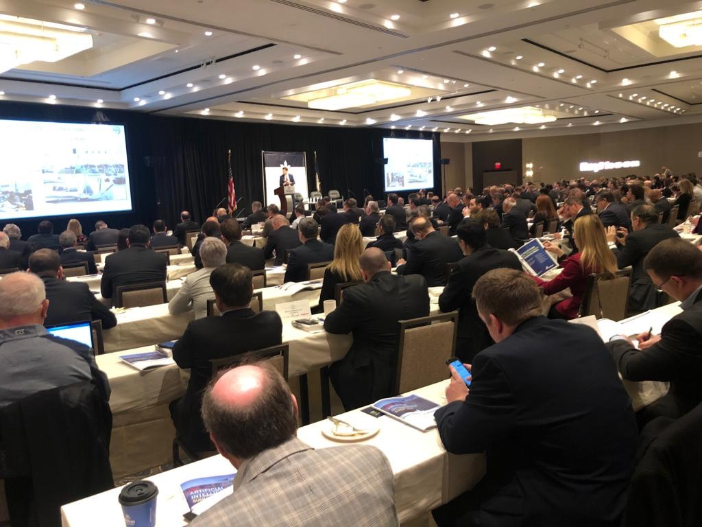 Dana Deasy's Keynote Address during Potomac Officers Club's 2019 AI Summit