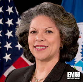 Soraya Correa - Chief Procurement Officer for DHS