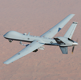 Air Force Seeks Info on Next-Gen Combat Drone
