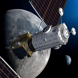 Northrop Books $187M NASA Contract to Develop Lunar Gateway Crew Module