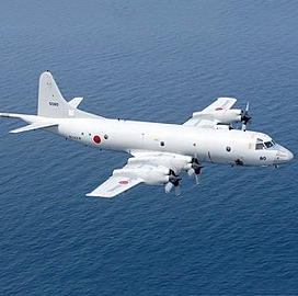 Northrop Gets $896M CBP Contract for P-3 Aircraft Maintenance, Logistics Support