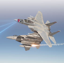 Raytheon Technologies to Maintain Updated Air Force F-15 Radar Under Potential $203M Contract