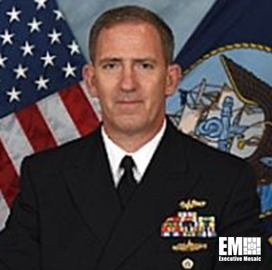 Potomac Officers Club Hosts Supply Chain Resilience and COVID-19 Virtual Event; RADM John Polowczyk Gives Keynote Address