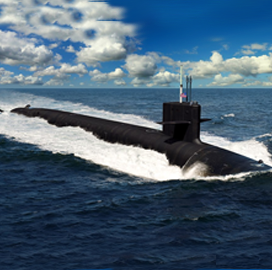 General Dynamics Gets Potential $9.5B Contract Modification for Columbia-Class Submarine Design, Construction