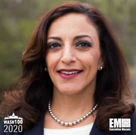 Katie Arrington Delivers Keynote at Potomac Officers Club's CMMC Virtual Forum
