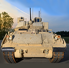 BAE to Produce More Bradley A4 Vehicles Under $267M Contract Option