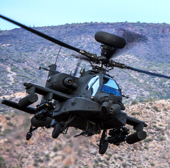 Morocco Procures Boeing Attack Helicopters; Jeff Shockey Quoted