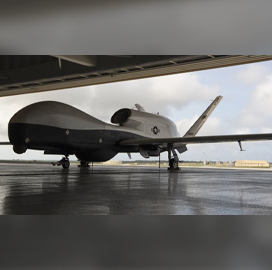 Northrop Books $333M Modification to Navy MQ-4C UAS Production Contract
