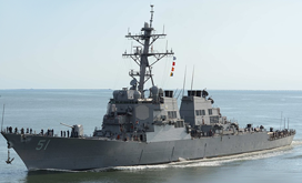 DDG-51 guided-missile destroyer