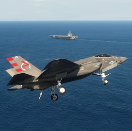 Lockheed Gets $361M Navy F-35 Carrier Variant Production Contract