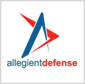 ADS Federal Rebrands as Allegient Defense; Angel Diaz Quoted