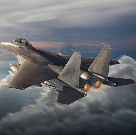 GE Awarded $101M to Produce Engines for Air Force F-15 Fleet Modernization