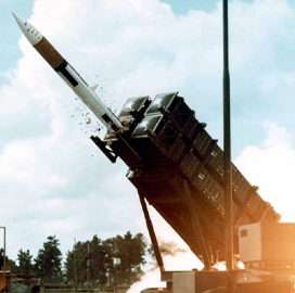 Raytheon Technologies Books Potential $6B Modification on DLA Patriot Missile Repair, Maintenance Contract
