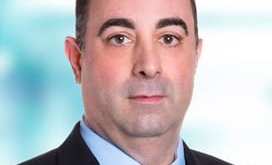 Anthony Verna SVP Cubic Mission Solutions