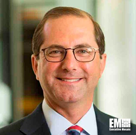 HHS, DoD Award $2.05B in COVID-19 Vaccine, Treatment Production Contracts; Alex Azar Quoted