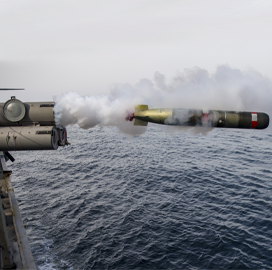 State Dept Clears $163M in MK 54 Lightweight Torpedo Requests From Belgium, Germany