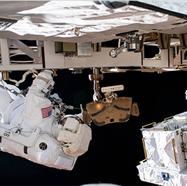 NASA to Air Two Spacewalks for ISS Power System Modernization