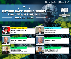 Potomac Officers Club to Host Future Virtual Battlefield Event, Featuring Maj. Gen. Maria Gervais With US Army, on July 22nd