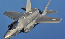F-35 Lighting II fighter jet