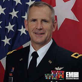 Brig. Gen. Anthony Potts, Army PEO Soldier, to Serve on Panel During Potomac Officers Club's 5th Annual Army Forum on August 27th