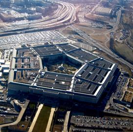 GovCon Industry Execs on Pentagon's Information Warfare Push