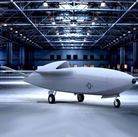 Four Companies Win Spots on $400M Air Force Skyborg UAV Prototyping IDIQ