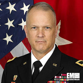 Potomac Officers Club to Host Weaponizing Data Across the Digital Battlefield Virtual Event, Featuring Army Brig. Gen. Rob Collins, on Aug. 11th