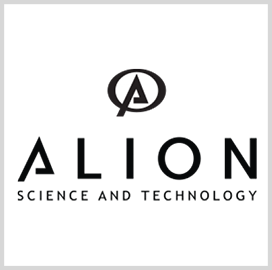 Alion Receives $75M Task Order to Support Air Force Fighter, Bomber Weapon Systems