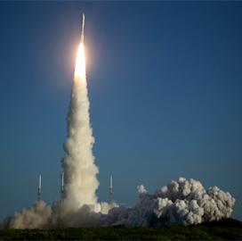 ULA's Atlas V Rocket Launches NASA's Perseverance Rover for Mars 2020 Mission