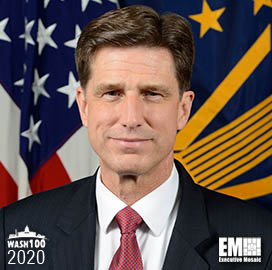 Dana Deasy: Pentagon Eyes JEDI Cloud Contract Award 'Re-Announcement' by End of August