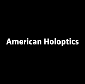 American Holoptics Completes EOTech Business Buy