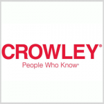 Crowley to Continue Transcom Freight Coordination Services Under $328M Contract Modification