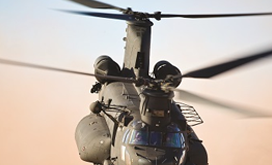 MH-47G Chinook