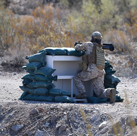 Army Seeks Proposals for Marine Corps' M72 LAW FFE Shoulder-Fired Rocket System