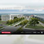BAE campus development
