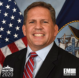 James Geurts, Navy Acquisition Chief, to Serve as Keynote Speaker During Potomac Officers Club's Navy Forum