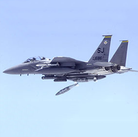 Boeing Gets $95M Modification on Air Force Joint Direct Attack Munition Support Contract