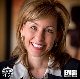 Leanne Caret: Boeing Invests in Advanced Manufacturing, Digital Tech for Defense Programs