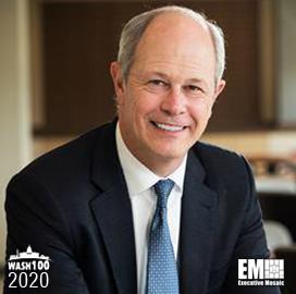 Kevin Phillips Succeeds George Pedersen as ManTech Board Chair
