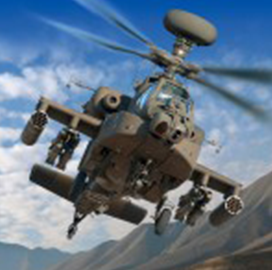 Lockheed-Norhtrop JV Gets $165M Army Contract for Apache Helicopter Electronics