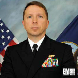 Capt. Frank Futcher, NavalX Director, to Serve as Panelist During Potomac Officers Club's 2020 Navy Forum