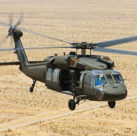 Collins Aerospace Secures $104M Army Black Hawk Avionics Support Contract