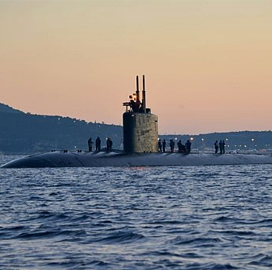 HII Lands $355M Modification on Navy Submarine Overhaul Contract