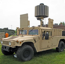 SRCTec Wins Potential $93M Army Counterfire Radar Parts Supply IDIQ