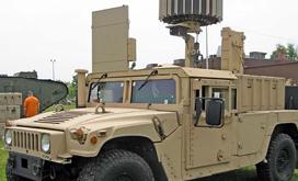 counterfire radar system