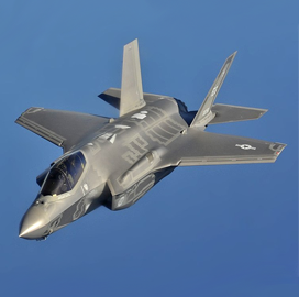 Lockheed Awarded $245M Joint Strike Fighter Aircraft Support Extension