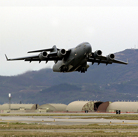 State Dept Clears UK's $401M Follow-On Request for C-17 Aircraft Logistics Support