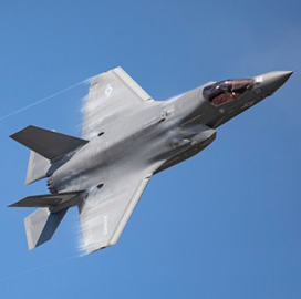 Lockheed Gets $710M Contract Modification for F-35 Production Materials