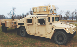 US Army Humvee