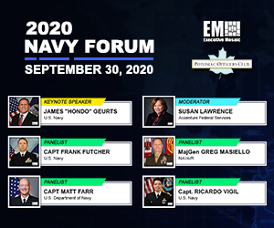 Potomac Officers Club to Host 2020 Navy Forum TODAY: Learn More About the Featured Event Speakers